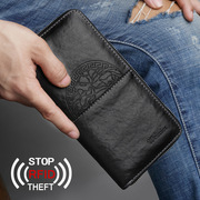 НОВИНКА с защитой RFID! Мужской клатч , портмоне,  кошелек,  барсетка